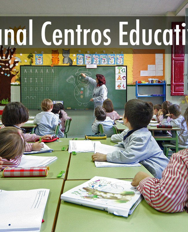 Canal Centros Educativos