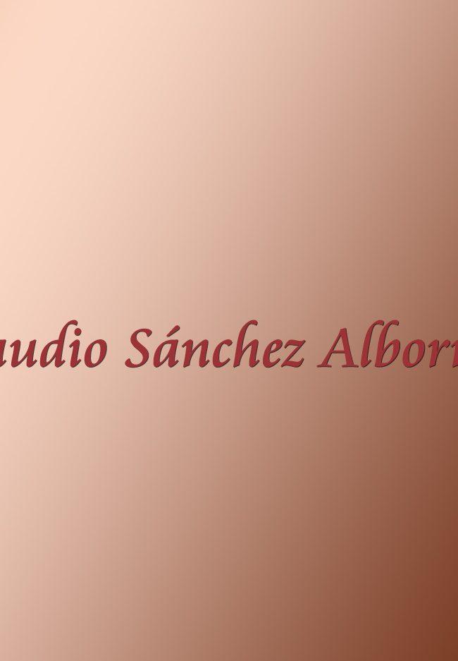 CEIP CLAUDIO SANCHEZ ALBORNOZ